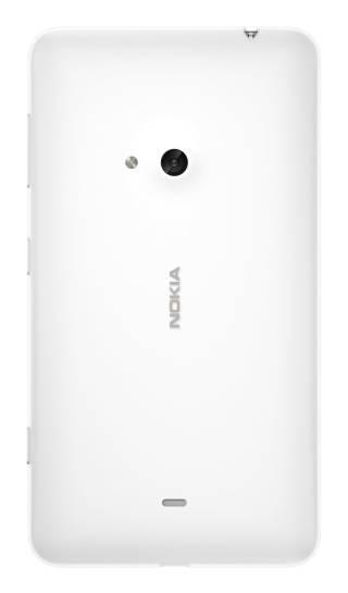 Смартфон Nokia Lumia 625 3G белый - фото 4