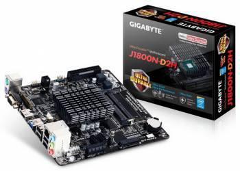 Материнская плата Gigabyte GA-J1800N-D2H mini-ITX