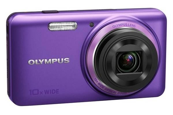 Фотоаппарат Olympus VH-520 фиолетовый - фото 1