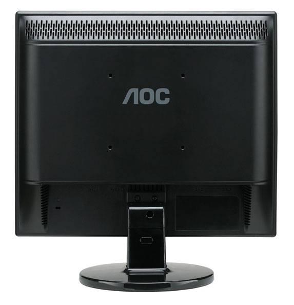 "Монитор 17"" AOC e719sda - фото 2"