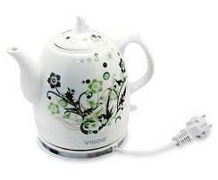 Чайник электрический Vigor HX-2096 белый - фото 1