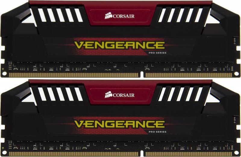 Модуль памяти DIMM DDR3 2x8Gb Corsair CMY16GX3M2A2400C11R - фото 2