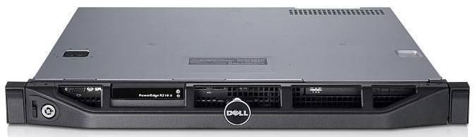 Сервер Dell PowerEdge R210 II - фото 1