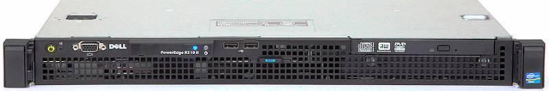 Сервер Dell PowerEdge R210 II - фото 2