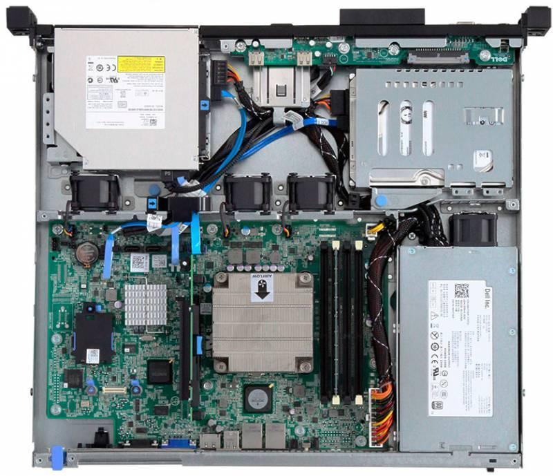 Сервер Dell PowerEdge R210 II - фото 5