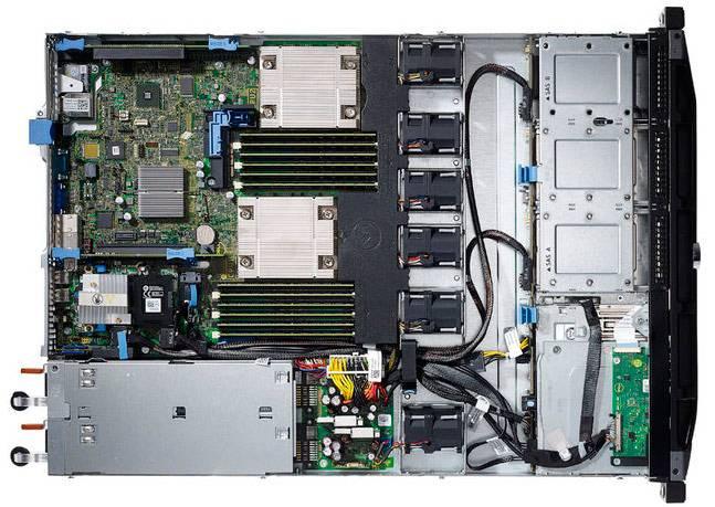 Сервер Dell PowerEdge R420 - фото 5