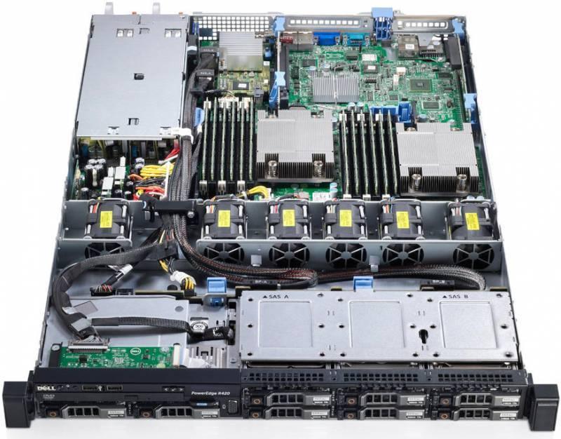 Сервер Dell PowerEdge R420 - фото 6