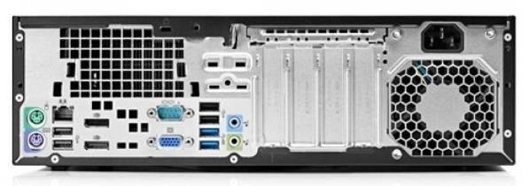 Системный блок HP ProDesk 600 G1 черный - фото 4