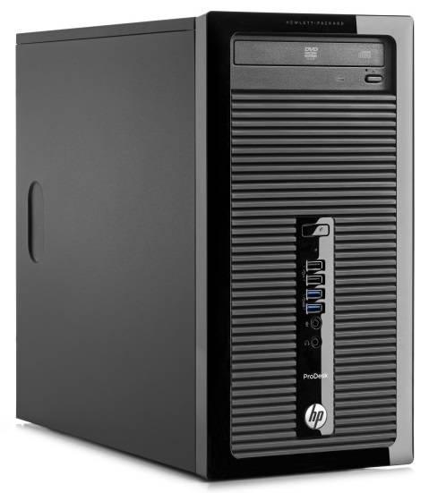 Системный блок HP ProDesk 400 G1 черный - фото 3