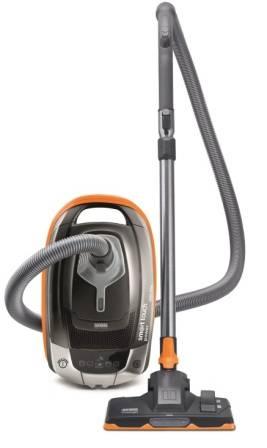 Пылесос Thomas SmartTouch Power черный/оранжевый - фото 3
