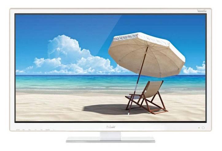 "Телевизор LED 29"" BBK Vanilla 29LEM-5093/T2C белый - фото 1"