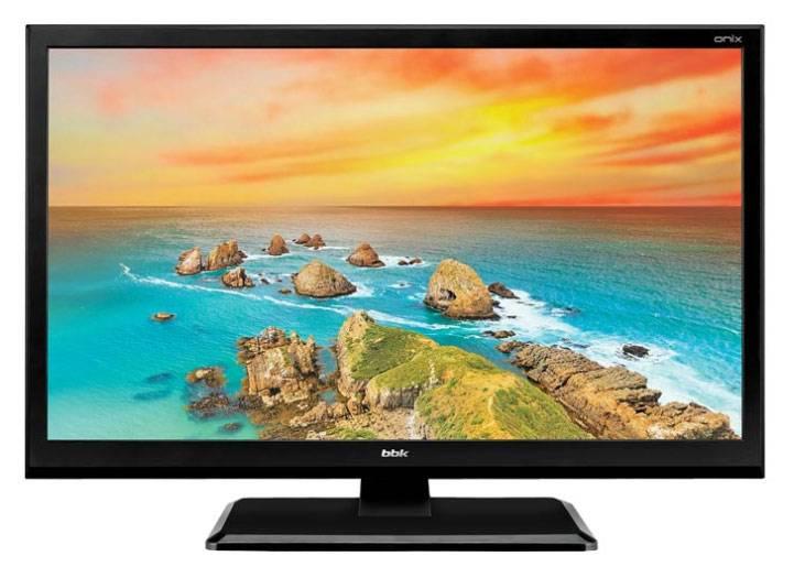 "Телевизор LED 22"" BBK Onix 22LEM-1001/FT2C черный - фото 1"
