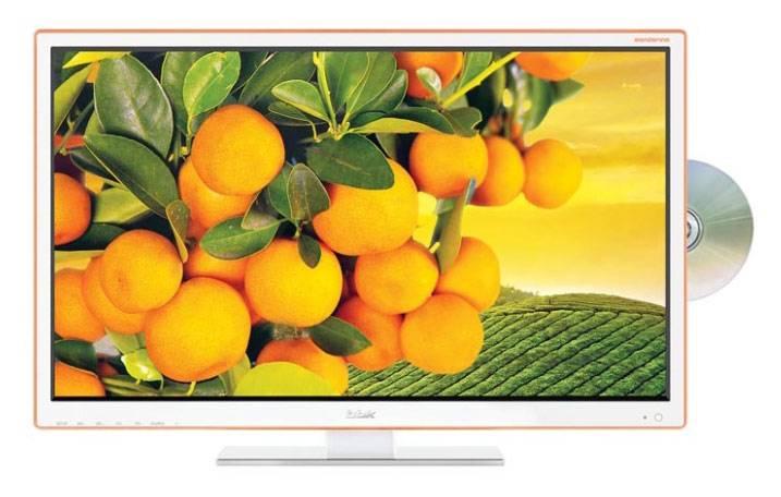 """Телевизор LED 29"""" BBK Mandarina 29LED-6094/T2C белый - фото 1"""