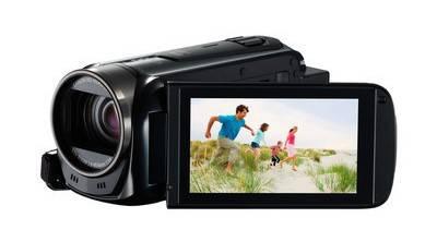 Видеокамера Canon LEGRIA HF R56 черный - фото 1