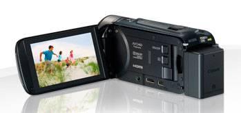 Видеокамера Canon Legria HF R506 черный - фото 1