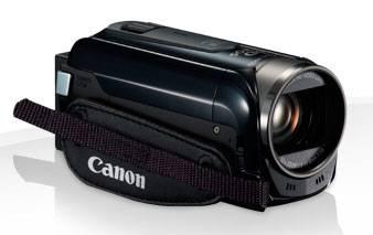 Видеокамера Canon Legria HF R506 черный - фото 2
