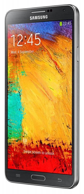 Смартфон Samsung Galaxy Note 3 SM-N9000 32ГБ черный - фото 2
