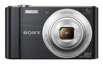 Фотоаппарат Sony Cyber-shot DSC-W810 черный
