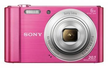 Фотоаппарат Sony Cyber-shot DSC-W810 розовый
