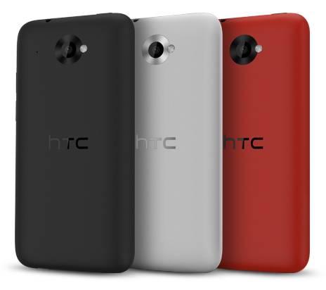 Смартфон HTC Desire 601 Dual Sim белый - фото 2