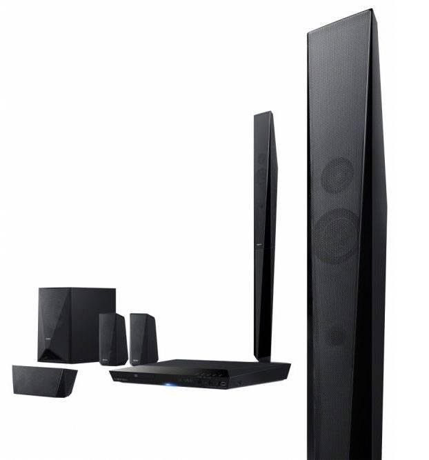 Домашний кинотеатр Sony DAV-DZ650 черный/черный - фото 2