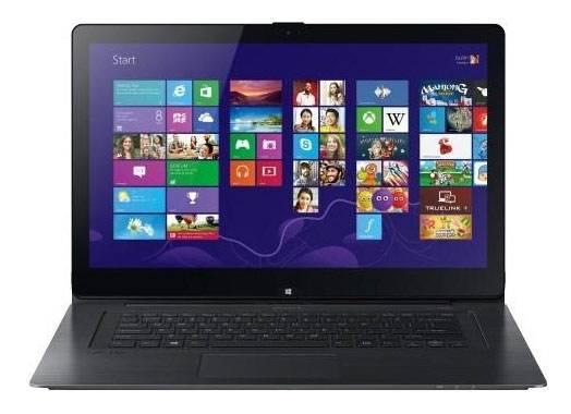 "Ноутбук 15.5"" Sony SVF15N1A4R/B черный - фото 1"