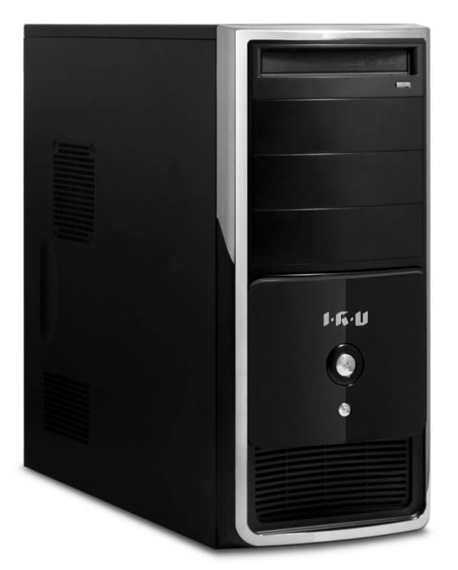Системный блок IRU Home 325 черный - фото 2
