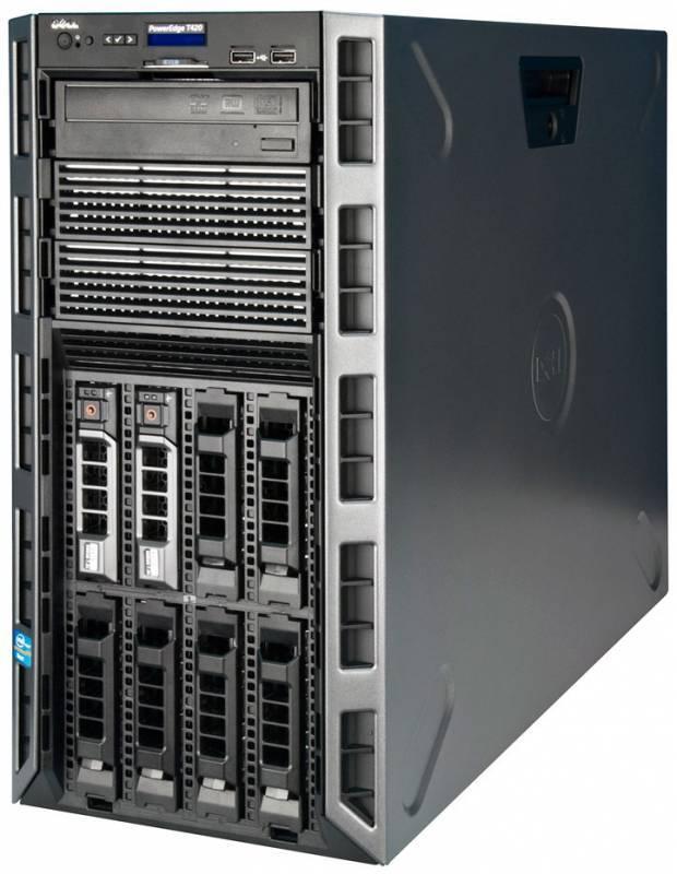 Сервер Dell PowerEdge T420 - фото 3