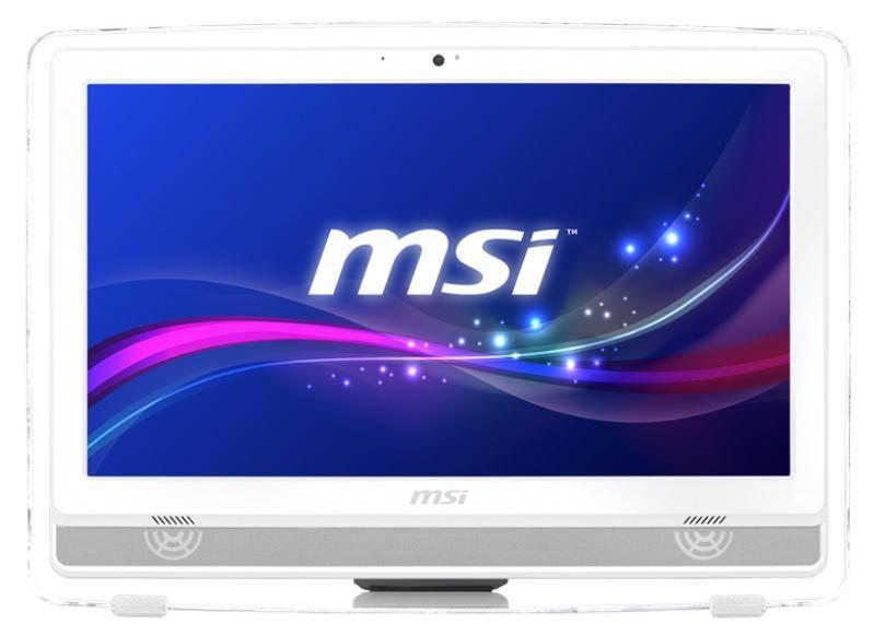 """Моноблок 21.5"""" MSI AE220-017 белый - фото 1"""
