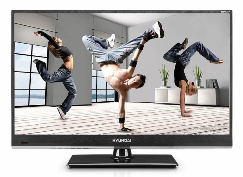 """Телевизор LED 18.5"""" Hyundai H-LED19V15 черный - фото 1"""