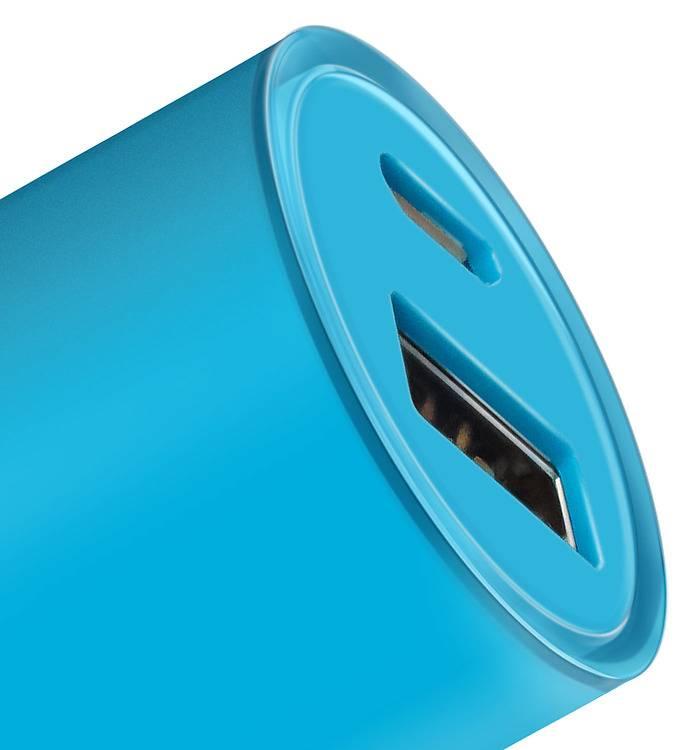 Зар./устр. от элементов питания Nokia DC-19 голубой (DC-19 голуб.) - фото 3