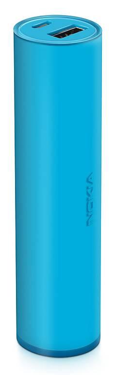 Зар./устр. от элементов питания Nokia DC-19 голубой (DC-19 голуб.) - фото 2