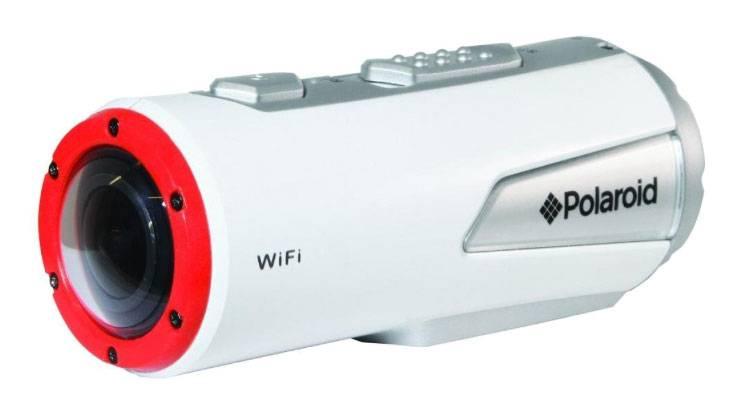 Экшн-камера Polaroid XS100i белый - фото 1