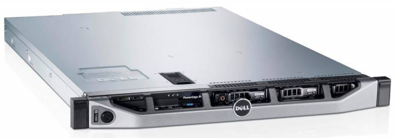Сервер Dell PowerEdge R420 - фото 1