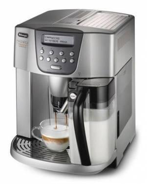 Кофемашина Delonghi Magnifica ESAM 4500 серебристый (132215299)