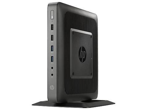 ПК HP t620 DC GX-217GA/4Gb/16Gb flash/SSD 16Gb/HD8280E/WiFi/kb/m/No OSThinPro 32/HP Serial Port Adap - фото 1