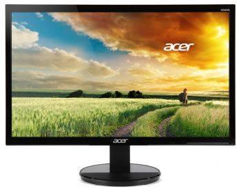 """Монитор 24"""" Acer K242HLbd черный (UM.FW3EE.001)"""