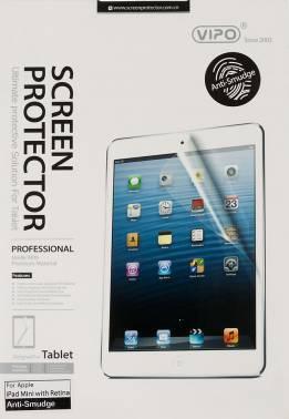 Защитная пленка Vipo anti-smudge для Apple iPad mini with retina прозрачная