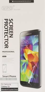 Защитная пленка Vipo anti-smudge для Samsung Galaxy S5 прозрачная