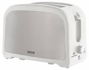 Тостер Mystery MET-2103 белый