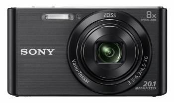 Фотоаппарат Sony Cyber-shot DSC-W830 черный (DSCW830B.RU3)