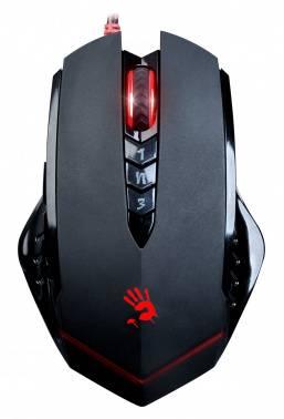 Мышь A4 Bloody V8M черный