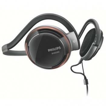 Наушники Philips SHS5200 / 00 черный / серый