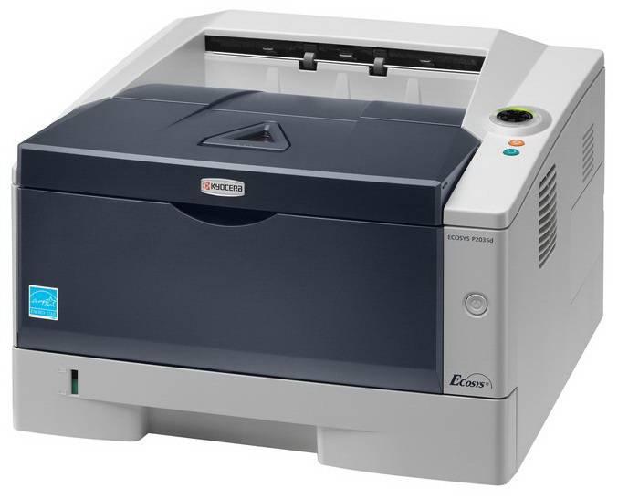 Принтер Kyocera P2035DN - фото 1
