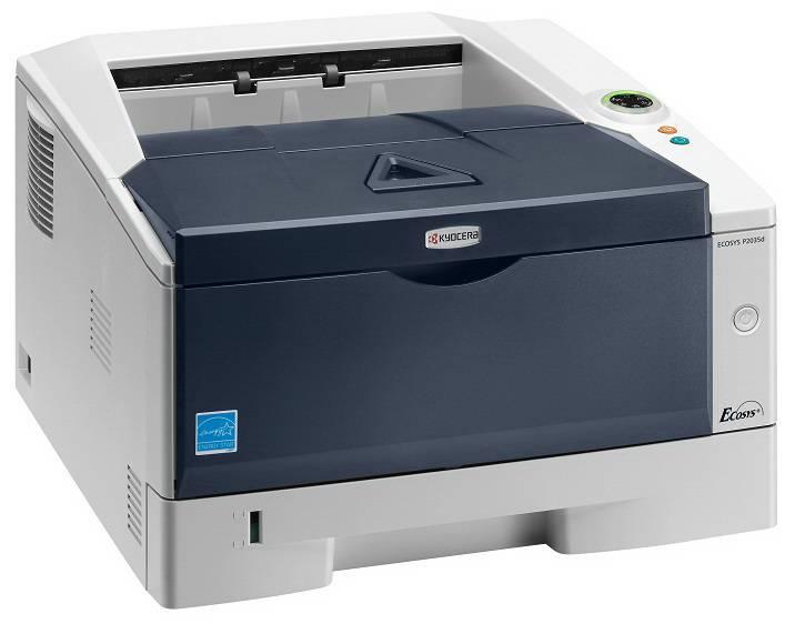 Принтер Kyocera P2035DN - фото 2