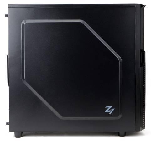 Корпус ATX Zalman ZM-Z1 черный - фото 6