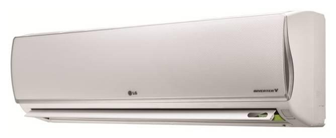 Сплит-система LG CS09AWK белый - фото 1