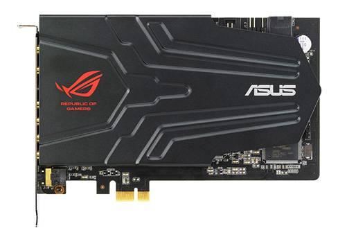 Внешняя звуковая карта PCI-E ASUS ROG Xonar Phoebus Solo - фото 2