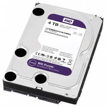 Жесткий диск 4Tb WD Purple WD40PURX SATA-III