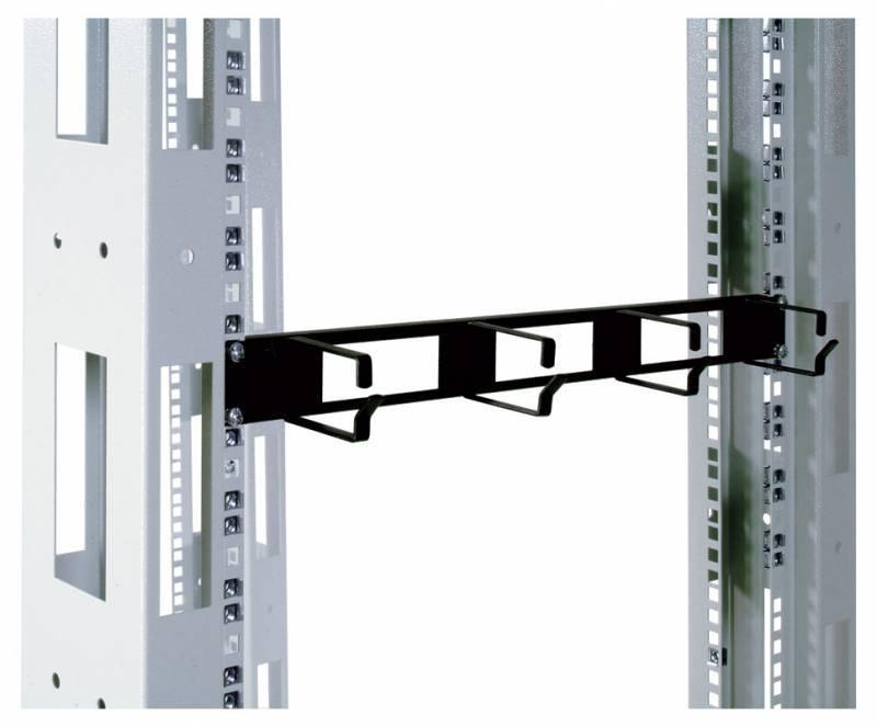 Кабельный органайзер Горизонтальный ЦМО ГКО-О-4.62-9005 односторонний - фото 3